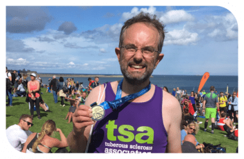 Great North Run 2020 The Tuberous Sclerosis Association